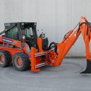 Brat excavare mini-excavator
